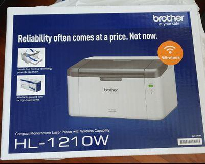 BNIB Brother Wireless Laser Printer HL-1210W