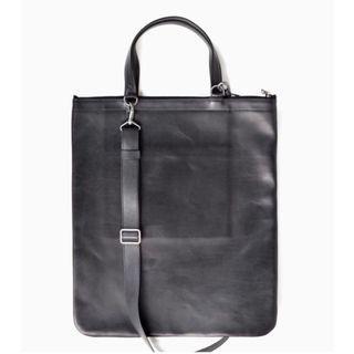 法國 Isaac Reina   LARGE SLIM TOTE 小牛皮 托特包  Hermes 配件設計師同名品牌