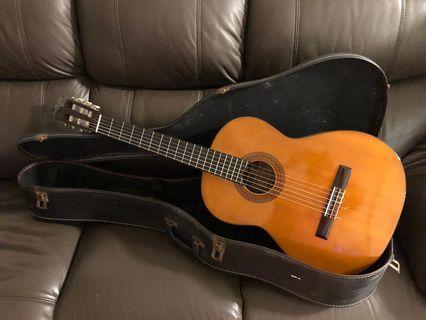 Fender Classic Model FC-20 木結他 三十多年前購自美國