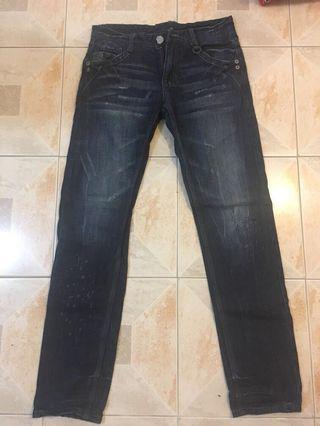 Bauhaus - Eighty twenty 80/20 men's jeans 男裝牛仔褲