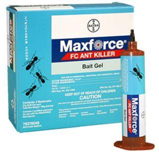 Maxforce FC Ant Killer Bait Gel