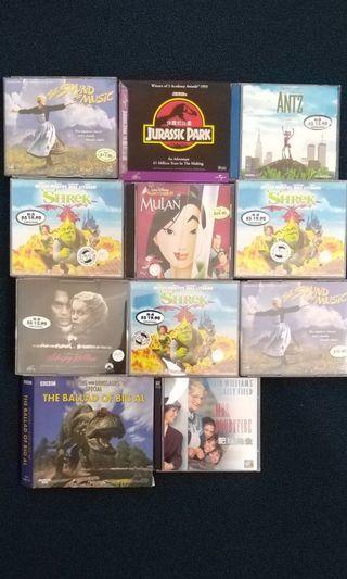 DVDs & Music CDs