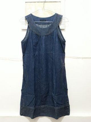 Denim Mididress - Minidress Jeans