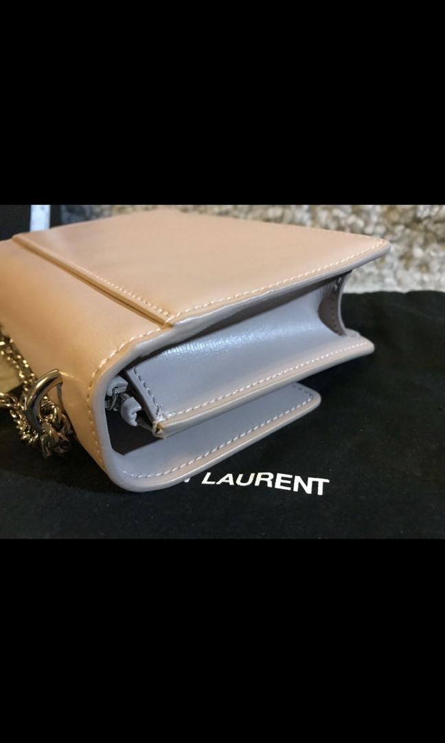 100% Authentic YSL Saint Laurent Paris Mini Sunset Bag