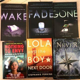 🚚 Books for $5 each
