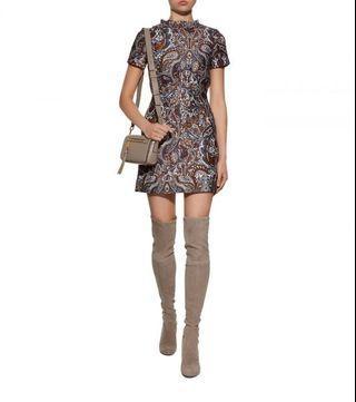 MAJE Floral Mini Dress BNWT