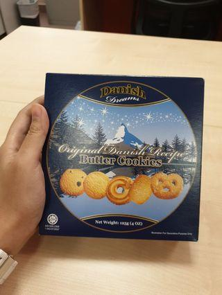 to bless- Danish cookies