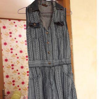 Longdress jeans cosmopolitan