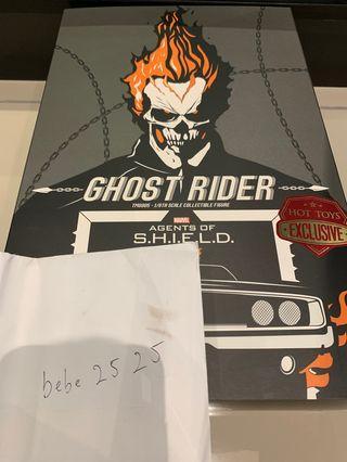 Hot Toys Ghost Rider (Netflix)