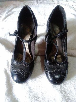Deflex Comfort heels