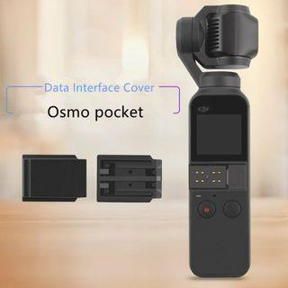 Shoot Data Interface Guard Protection Cover Plate For DJI Osmo Pocket Gimbal