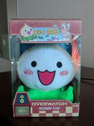 Overwatch Pachimari Plush mascot Official from Gamescom Germany
