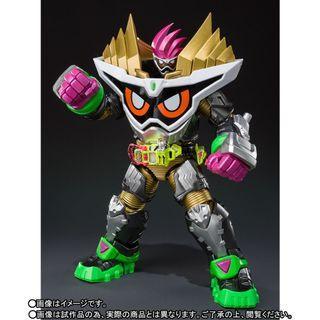 全新未開 日魂限 SHF Kamen Rider Ex-Aid Maximum Gamer Level 99 Mighty Action X 幪面超人
