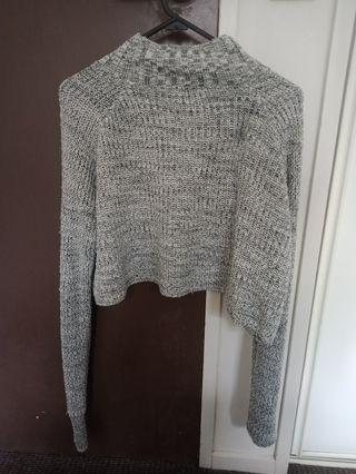 Glassons knitted crop