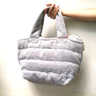 Rootote quilted hand bag