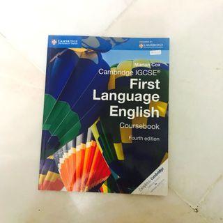 IGCSE English Revision Book