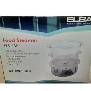Elba Food steamer (EFS-6882)