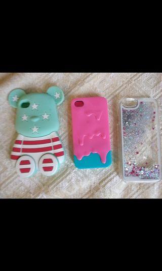 iPhone 电話套(3個)