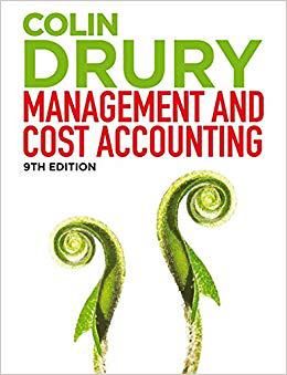 UOE - Management and cost accounting