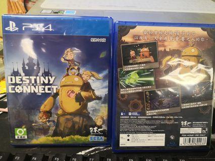 全新PS4 Destiny Connect 命運連動 中文版