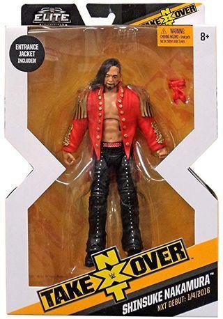 🚚 WWE NXT Takeover Elite Series: Shinsuke Nakamura