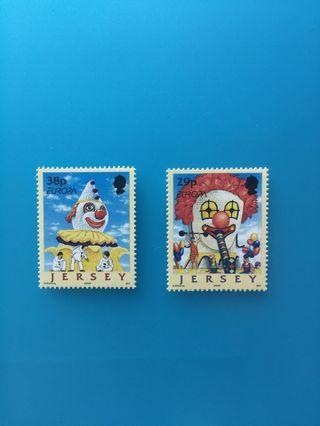 英國郵票—J01