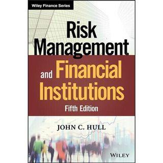 UOE - Risk Management and Financial Institutions