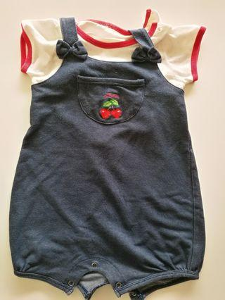 Baby Romper 8mth above