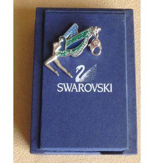 [LIKE NEW] Swarovski Necklace Fairy Pendant