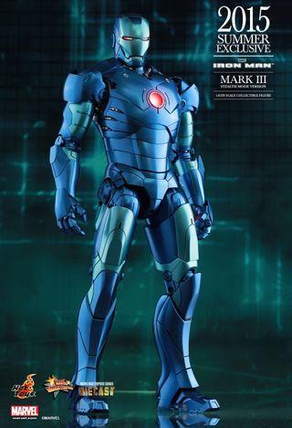 Hot Toys Iron Man Mark 3 stealth