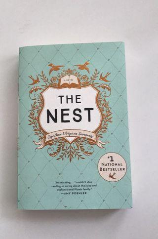 Brand New Book The Nest by Cynthia D'Aprix Sweeney