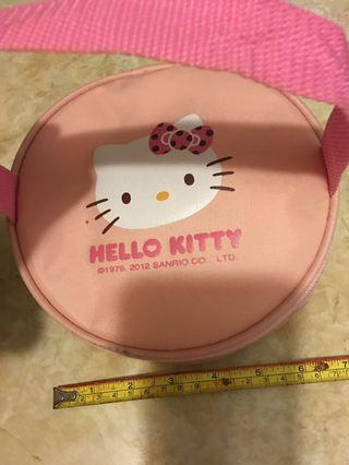 Hello kitty 飯盒袋