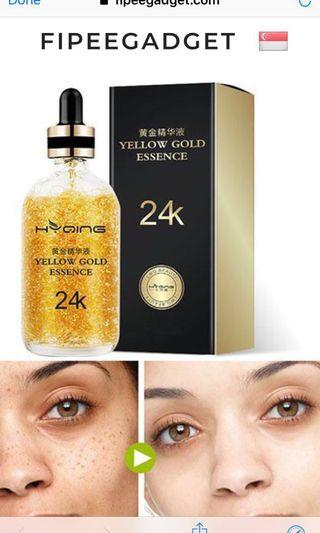 Yellow Gold essence