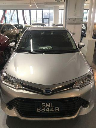 Toyota Hybrid axio