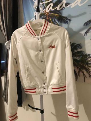 Levi's 女棒球外套