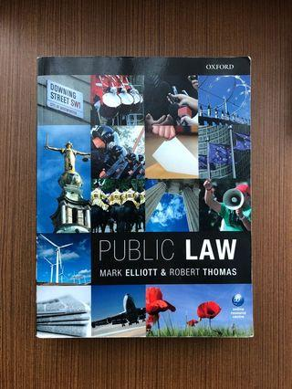 Public Law (Constitutional & Administrative Law)