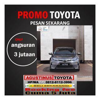 "Promo Toyota Cikarang HP/WA""081281123996"