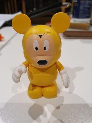 Disney vinylmation poncho