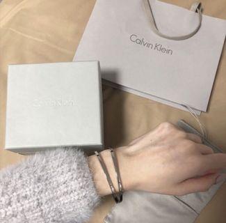 全新 Calvin Klein手環