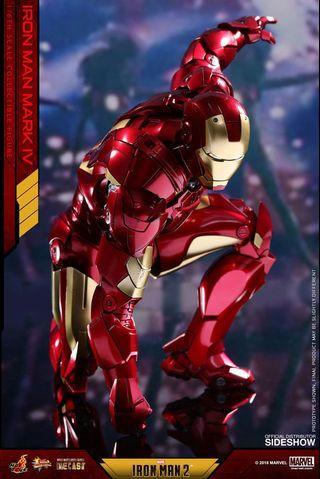 Hot Toys Iron Man Mark 4
