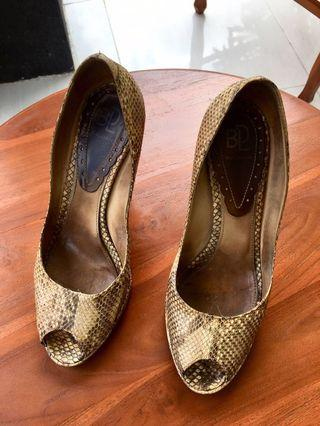 Python Leather 👠