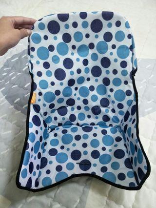 🚚 Babyhood 通用型餐椅/高腳餐椅/攜帶式餐椅 椅墊椅套