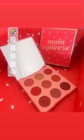 ⏰現貨24小時出|Colourpop 新品 Main squeeze 西瓜盤 眼影盤 eyeshadow palette