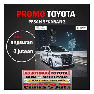 "Promo toyota Innova  HP/WA""081281123996"