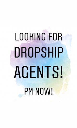 Dropship agents!