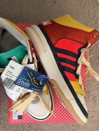 Adidas High Ankle Dance Shoes