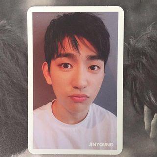 GOT7 JJ Project Jinyoung Verse 2 Photocard Boyfriend Ver.