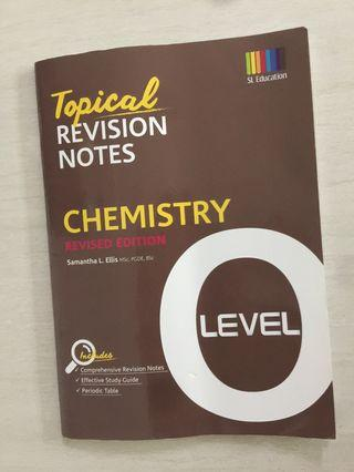 🚚 O Level Topical Revision Notes