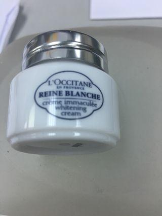 L'Occitane whitening cream