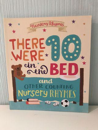 Nursery Rhymes: There were 10 in the bed and others